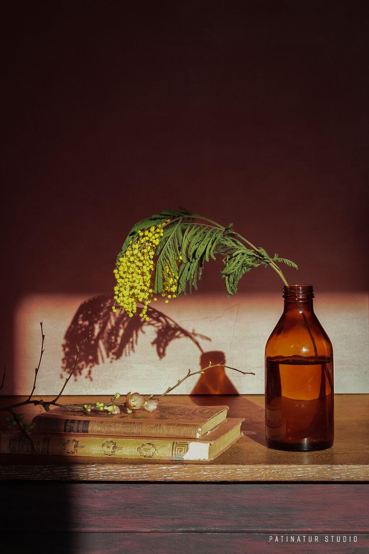 Photo Art | Still life in terracotta hues